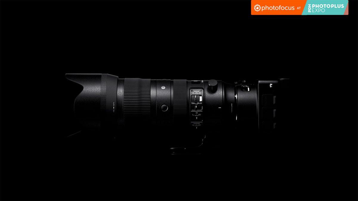 Sigma 70-200mm f/2.8 black