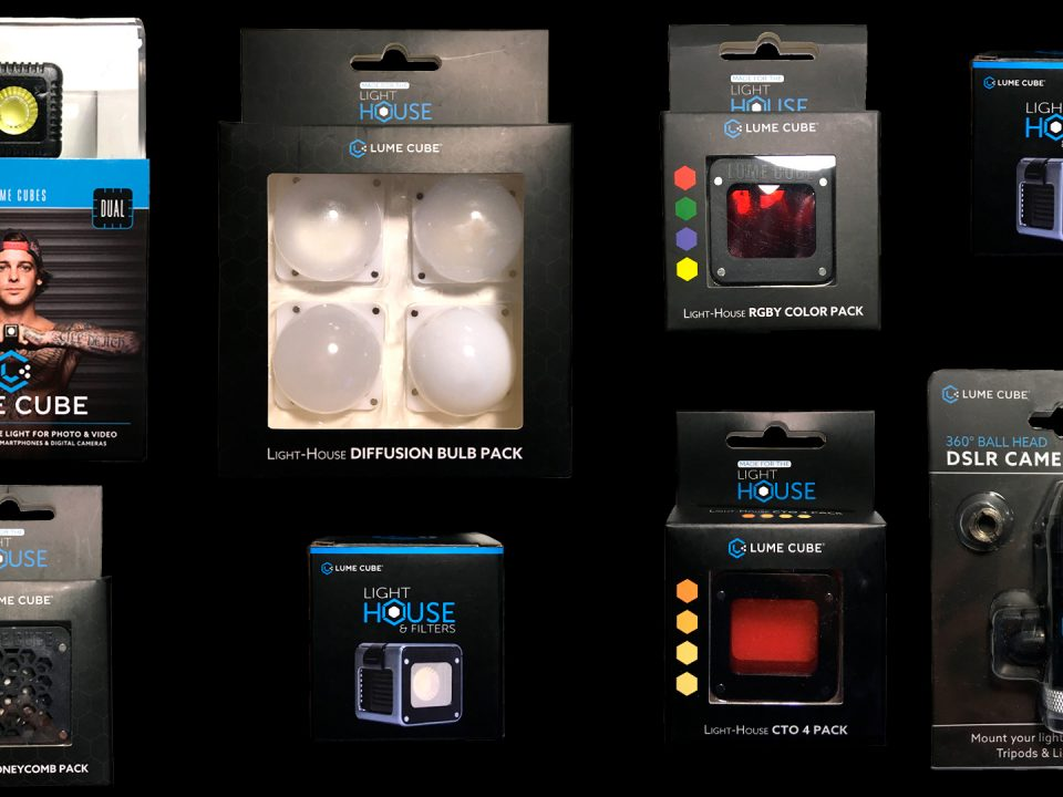 Lume Cube photographer's pack