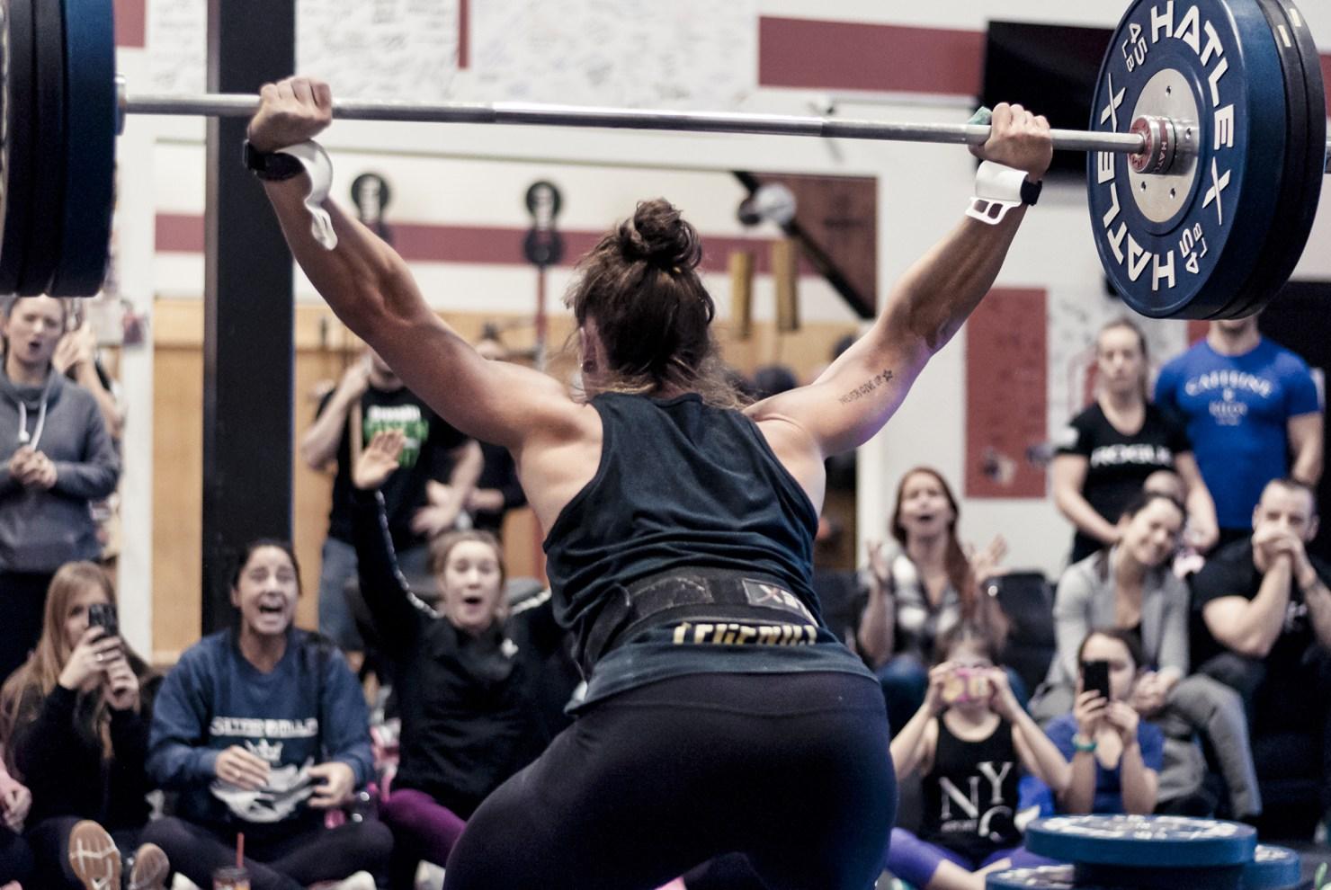 Une des meilleures athlèytes de CrossFit du Canada, Carol-Ann Reason-Thibault