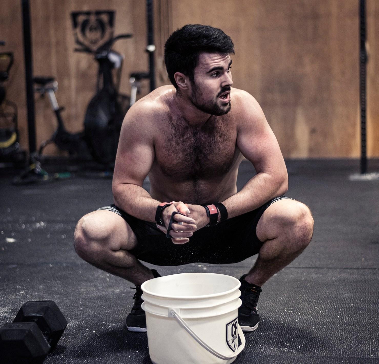 Athlète de CrossFit David Cyr-Maranda