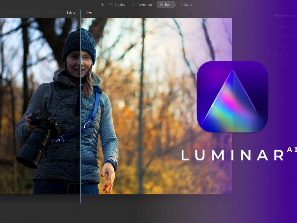 Luminar AI SKylum Software