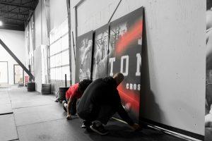 Impression photo murale